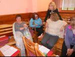 Jarní soustředění s vycházkou do Sklářského muzea