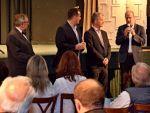 Benefiční koncert na záchranu Ditrichovy hrobky září 2018